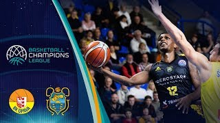 Opava v Iberostar Tenerife - Highlights - Basketball Champions League 2018-19