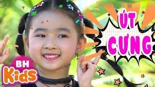 Út Cưng ♫ Candy Ngọc Hà ♫ Út Nay Đã Đi Nhà Trẻ Út Đừng Thèm Khóc Nha - Nhạc Thiếu Nhi