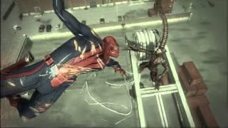 The Amazing Spider-man Scorpion Second Boss Fight
