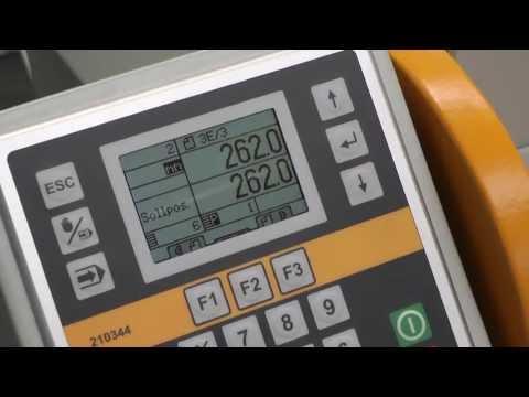 RAS SMARTcut PRIMEcut - Mechaniczne nożyce gilotynowe - zdjęcie