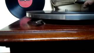 Andy Williams (アンディ・ウィリアムス) ♪High Upon A Mountain♪ 1956年、78rpm record