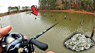 ULTIMATE YouTube Fishing Tournament Vs. Pro Fisherman!!! (HIGH STAKES)