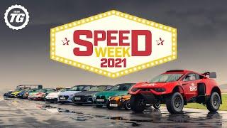 £6 million, 12,440bhp, 26 car shoot-out feat. Chris Harris | Top Gear Magazine Speed Week 2021