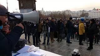 Навального выдвигают в президенты