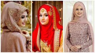 Exclusive Islamic Bride Without Hijab Cap Dupatta Setting Ideas |how To Cover Head Without Hijab Cap