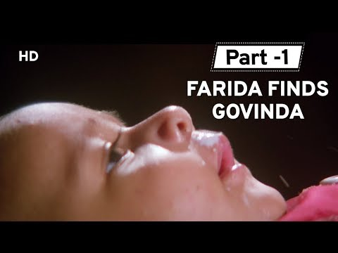 Farida adopts Govinda | Dulaara [1994] Govinda | Karisma Kapoor | Ranjeet | Hindi Movie
