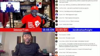 Who Do You Think Won The Debate? Pt 2 Tommy Sotomayor & Brother Polight Answer Your Calls Live!