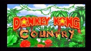 videó Donkey Kong Country