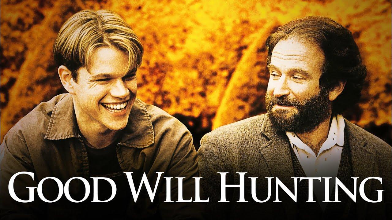>Good Will Hunting | Official Trailer (HD) Robin Williams, Matt Damon, Ben Affleck | MIRAMAX