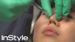 What's the Deal With the Non-Surgical Nose Job? | Beauty Now | InStyle