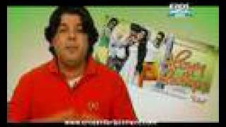 Sajid Khan on Making of Heyy Babyy - YouTube