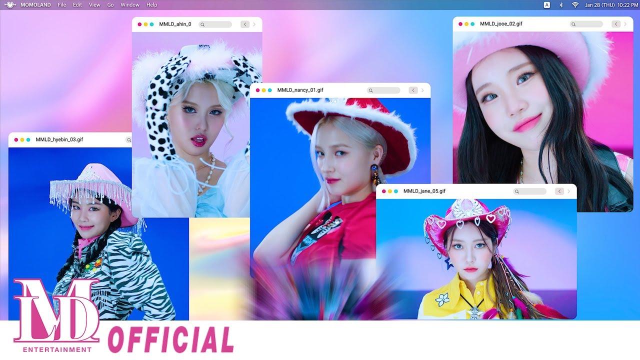 [Korea] MV : MOMOLAND - Wrap Me In Plastic