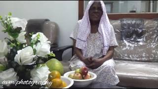 കമ്പിളി കുന്നത്താണെ നമ്മുടെ പെമ്പിള വീട് |98 yrs old Grandmother singing