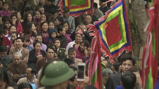 Tin Tức 24h Mới Nhất: Du lịch tâm linh Lào Cai hút khách đầu xuân