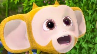Забавные Медвежата - До Свидания, Бабу - от Kedoo Мультики для детей