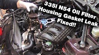 oil filter housing gasket replacement n54 - 免费在线视频最佳电影电视
