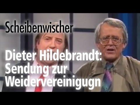 Scheibenwischer: Wahnsinn Wiedervereinigung   Sendung vom 15.2.
