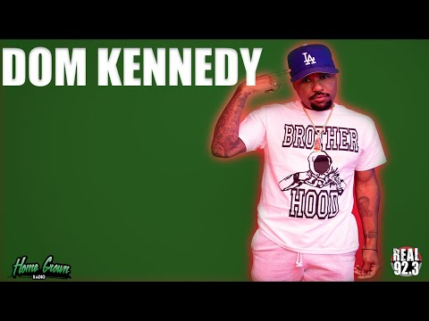Download DOM KENNEDY on Significance of Volume Two, Advice for Artists & Being Legendary Mp4 HD Video and MP3