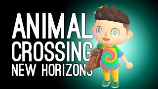 Animal Crossing New Horizons Gameplay: Ellen Comes to Visit!