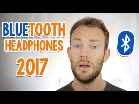 Best Bluetooth Headphones and Earphones to buy in 2017
