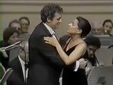 Kathleen Battle & Plácido Domingo - Love Unspoken