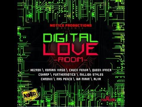 Digital Love Riddim - Notice Records - November 2012