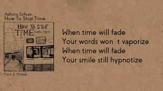 "Adhitia Sofyan ""How To Stop Time"" full album + lyric"