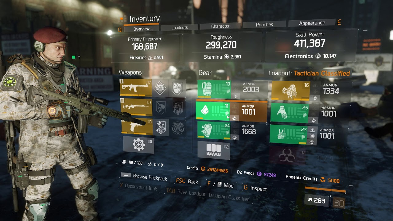 The Division Tactician Build 1 8 3 | Pwner