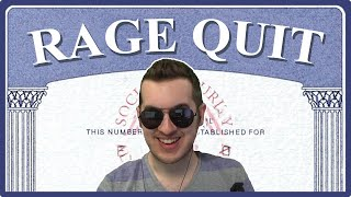 Furious Social Security Scammer Rage Quits