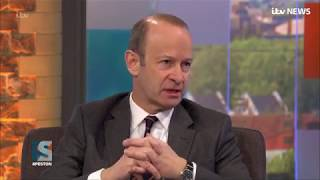 Ukip leader Henry Bolton's future in the balance after no confidence vote | ITV News