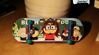 Greasy Fingerboards Welcomes PRO Team Rider : Benh Dulac