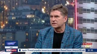 Sławomir Świerzyński lider zespołu Bayer Full o prezydencie Dudzie!