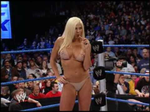 Trish stratus nude match