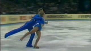 Barbara Underhill & Paul Martini - 1984 Worlds Pairs LP(UKTV)