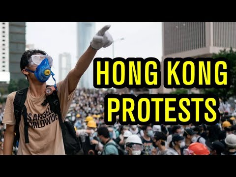 Hong Kong Protest Narratives and Double Standards | BadEmpanada