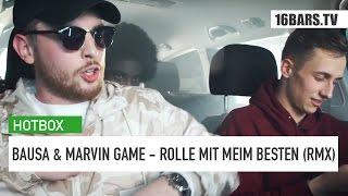 Bausa & Marvin Game - Ich Rolle Mit Meim Besten (Hotbox Remix)