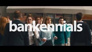 ¡Bienvenidos bankennials!