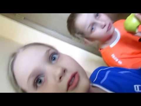 VLOG| Что делают девочки в раздевалке