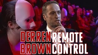 Derren Brown: Remote Control   Derren Brown's The Experiment FULL EPISODE