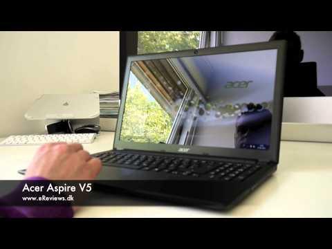Acer Aspire V5 Preview