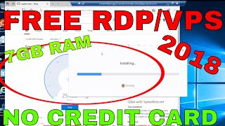 How To Get Free RDP No Credit Card Requireds Easy Trick 2018 - Most