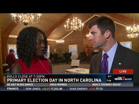HPU Professor Discusses Poll Results for North Carolina Primary