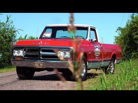 Video of '70 Sierra 2500 - M7GF