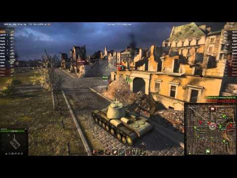 World of Tanks - Best KV-3 Game Ever!