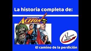 Action Comics - El Camino de la perdición