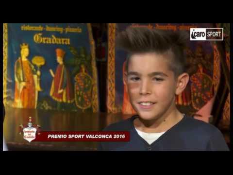 Preview video Icaro Sport. Premio Sport Valconca 2016!