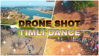 Nanu sarovariyu    TIMLI DANCE DRONE SHOT part 1    Dji phantom 4 pro    Wedding DRONE SHOT    dahod