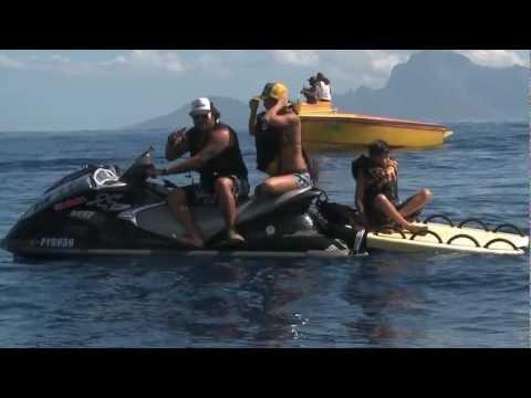 Sapinus Pro, Tahiti Music Video - Buzz Brump