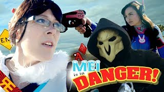 A MEI IS IN DANGER! - An Overwatch Song [by Random Encounters]