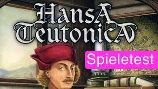 Hansa Teutonica (Spiel) / Anleitung & Rezension / SpieLama